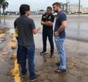 Vereador Rafael Maziero mobiliza DNIT e Secretaria Municipal de Trânsito para solucionar problemas em pontos críticos de cruzamento e acesso à BR-364