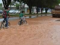 Vereador Rogério Golfetto solicita limpeza e manutenção das 'bocas de lobo' da Avenida Paraná