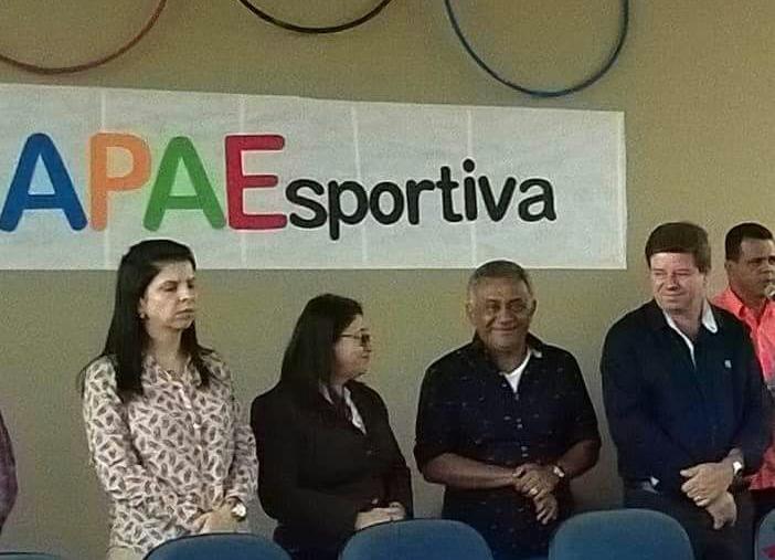 Vereadora Professora Valdete elogia abertura da Semana Nacional da Pessoa com Deficiência Intelectual e Múltipla na APAE