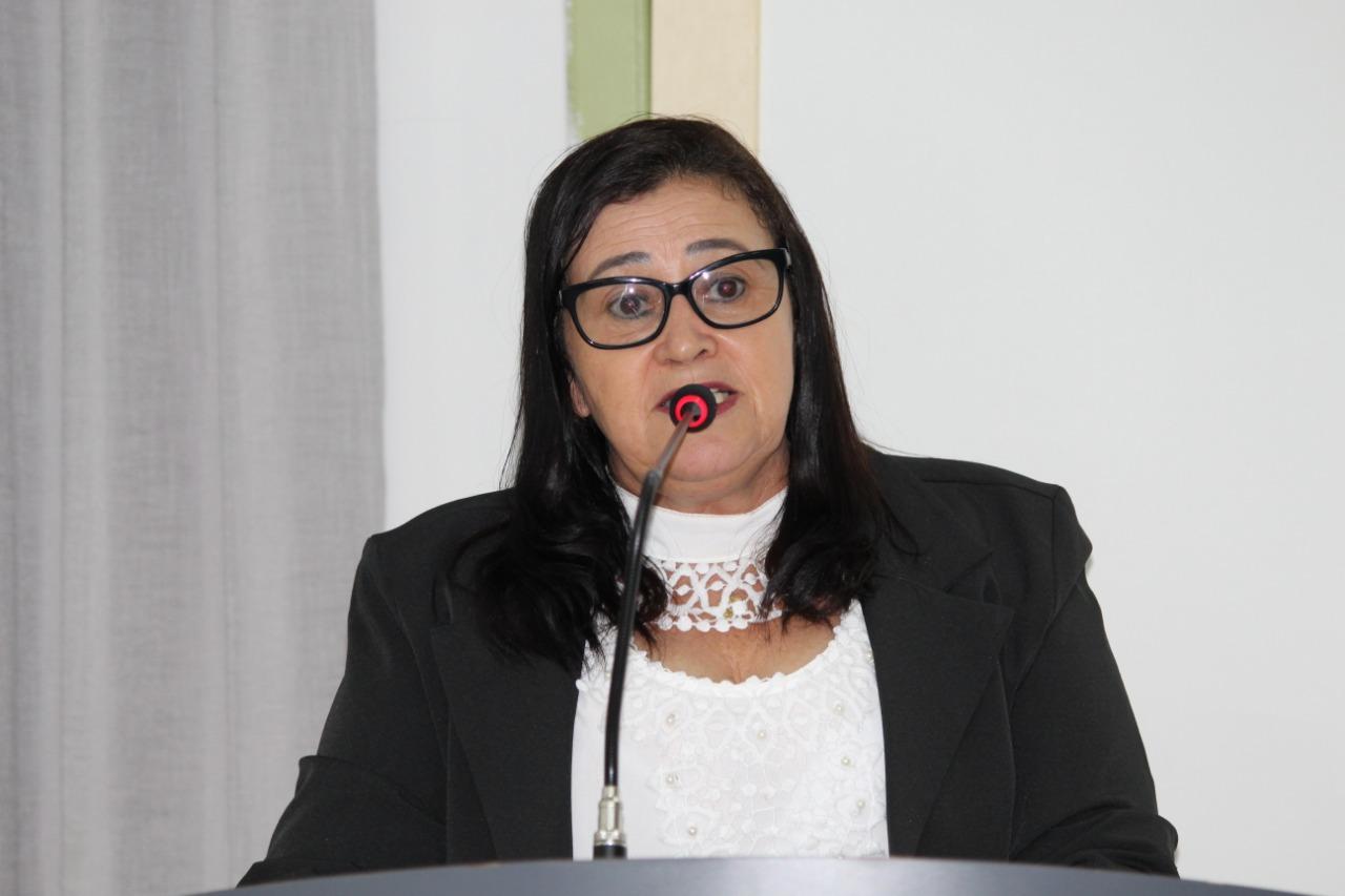 Vereadora Valdete Savaris pede ao prefeito iluminação na avenida Marechal Rondônia nas proximidades da Vila Operária
