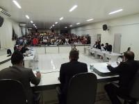 Vereadores abrem CPI para apurar denúncia contra o vereador Célio Batista e rejeitam denúncia contra prefeita