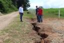 Vereadores Adilson e Suchi visitam distritos e buscam soluções para linhas rurais