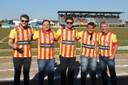 Vereadores Adilson, França, Rafael e Tabalipa são homenageados pelo Barcelona Futebol Clube