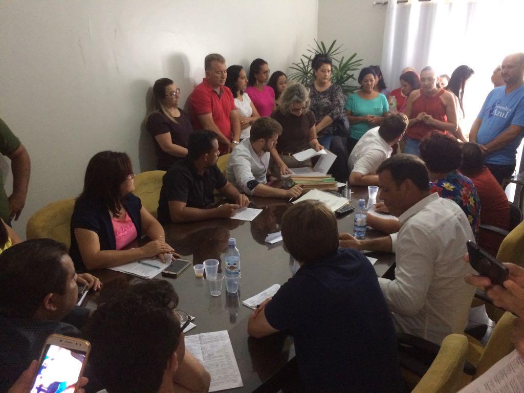 Vereadores aprovam a instituição da Gestão Democrática na rede municipal de ensino