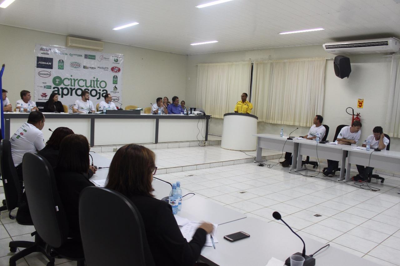 Vereadores aprovam a regularização da atividade de Bombeiro Civil em sessão ordinária