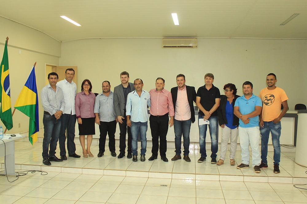 Vereadores aprovam mais de R$ 800 mil para sede da Agricultura, Trânsito e pavimentação em Vilhena