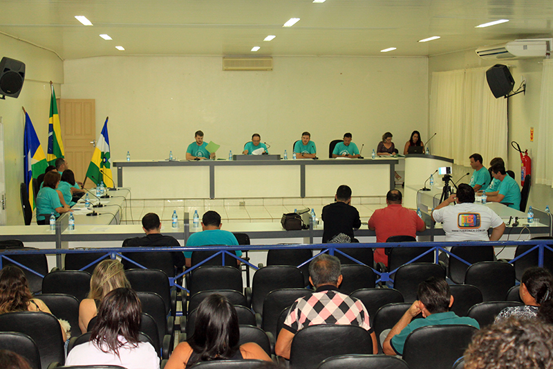 Vereadores autorizam remanejamento de mais de R$ 1 milhão para a Prefeitura de Vilhena