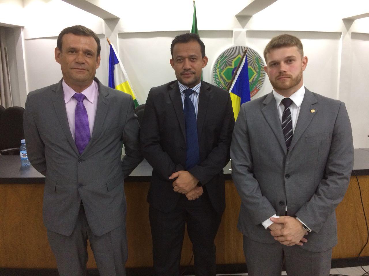 Vereadores definem nova formação dos integrantes da CPI que investiga denúncia contra Célio Batista