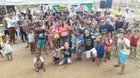 Vereadores realizam Gabinete Itinerante no Bairro Residencial União