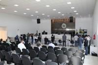 Vereadores tomam posse e Mesa Diretora é eleita em Vilhena