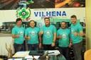 """Vereadores usarão camisetas em apoio a projeto """"Passos que Salvam"""" do Hospital do Câncer de Barretos"""